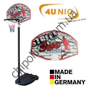 Баскетбольная стойка 4UNIQ Street