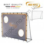 Футбольные ворота 4UNIQ Champion 213 x 153 см