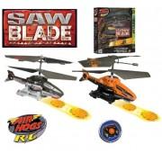 Вертолет Air Hogs Saw Blade стреляющий дисками