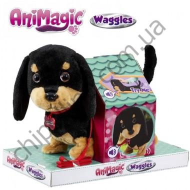 Интерактивная собака AniMagic Waggles