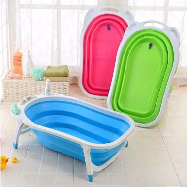 Детская ванночка складная GuGu Bobas