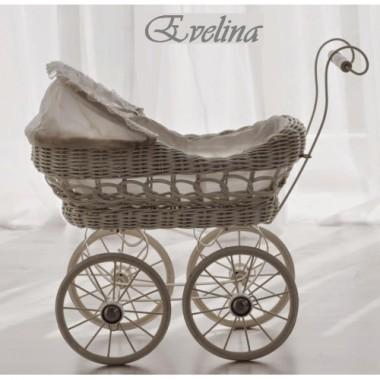 Коляска для кукол Artwares Evelina