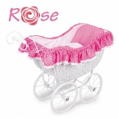 Коляска для куклы Artwares Rose
