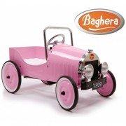 Педальная машина Baghera Classic Rose 1939