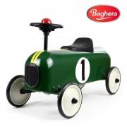 Машинка каталка Baghera Racer Green