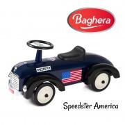 Машинка каталка Baghera Speedster America