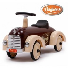 Машинка каталка Baghera Speedster Classic Chocolate