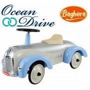 Машинка каталка Baghera Speedster Ocean Drive