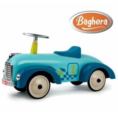 Машинка каталка Baghera Speedster Classic Pacific Blue