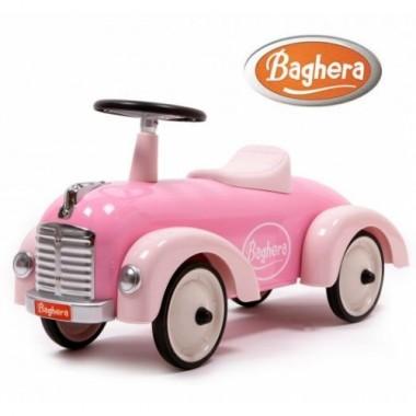 Машинка каталка Baghera Speedster Classic Rose