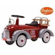 Машинка каталка Baghera Speedster Fireman Пожарная