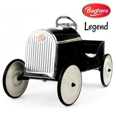 Педальная машина Baghera Legend