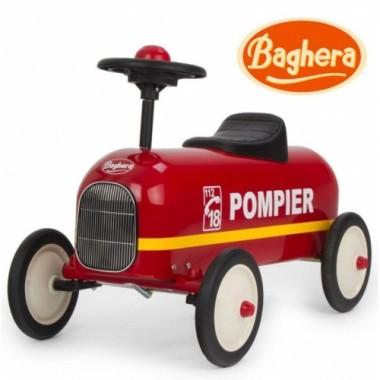 Машинка каталка Baghera Racer Pompier