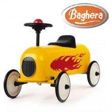 Машинка каталка Baghera  Racer Flamme