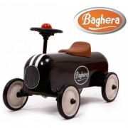 Машинка каталка Baghera Racer Black