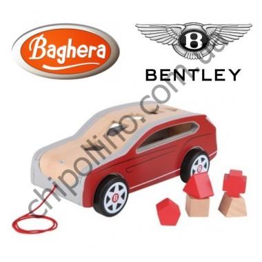 Машинка сортер Bentley Baghera