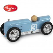 Машинка Baghera Mini Metal CAR Thunder blue