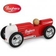 Машинка Baghera Mini Metal CAR Thunder red
