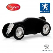 Машинка Baghera Mini Metal Car Peugeot 402 Andreau Black