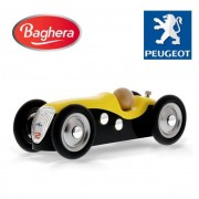 Машинка Baghera Mini Metal CAR Peugeot 402 yellow