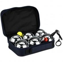 Набор для игры в Петанк Бочче GET GO 6 шаров