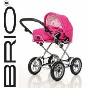 Кукольная коляска BRIO Doll Pram Combi