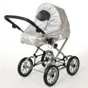 Дождевик для кукольной коляски BRIO Doll Pram Combi