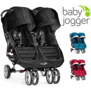 Коляска для двойни Baby Jogger City Mini Double