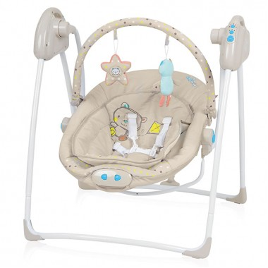 Укачивающий центр Baby Design LOKO