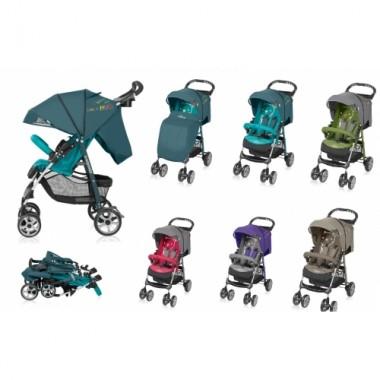 Коляска прогулочная Baby Design Mini