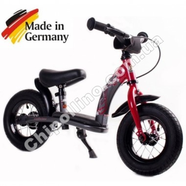 Беговел Bike Star Classic 10 Gray