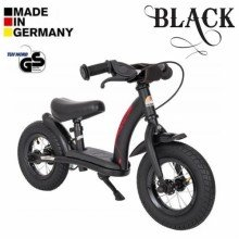 Беговел Bike Star Classic 10 Black matte