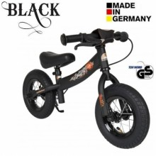 Беговел Bike Star Kids Learner 10 Black matte
