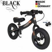 Беговел Bike Star Kids Learner 10 Black matte