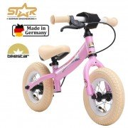 "Беговел Bike Star Sport 10"" Pink Unicorn Единорог"