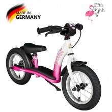 Беговел Bike Star XXL CLASSIC 12 Pink Flamingo