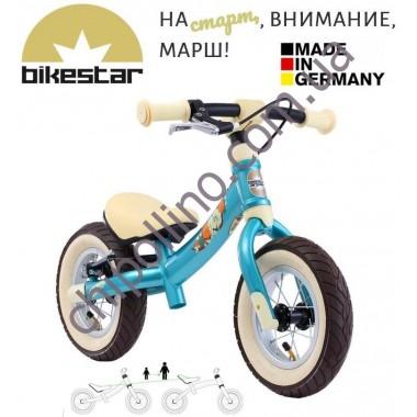 Беговел Bike Star Sport Flex 10 Turquoise