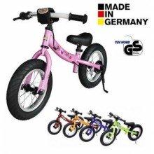Беговел Bike Star Sport 12 XL Pink fee