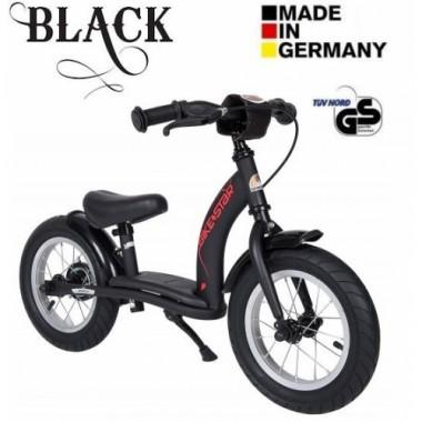 Беговел Bike Star XXL Classic 12 Black matte