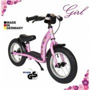 Беговел Bike Star Girl XXL CLASSIC 12