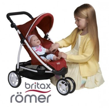 Коляска для куклы Britax B-AGILE
