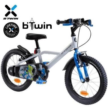 Велосипед детский B'TWIN 500 Astronaut 16