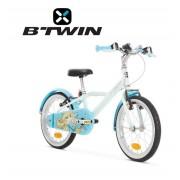 Велосипед детский B'TWIN 500 Blue Princess 16