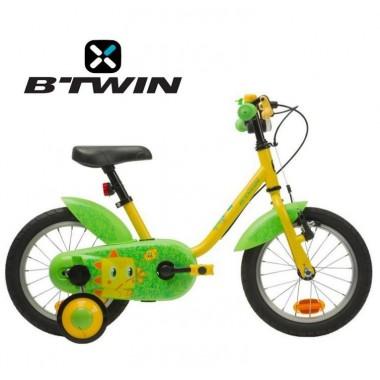 Велосипед детский B'TWIN 500 Dinosaur 14