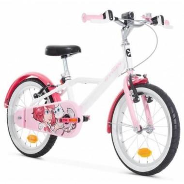 Велосипед детский B'TWIN 500 DOCTO GIRL 16
