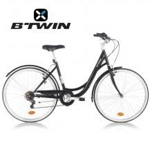 Велосипед B'TWIN ELOPS 100 Step Over Classic Bike 26