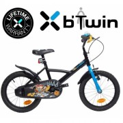 Велосипед детский B'TWIN Jack Pirabike 16