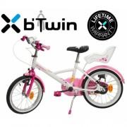 "Велосипед детский B'TWIN Liloo Princess 16"""