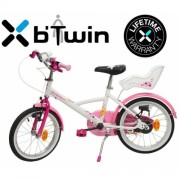 Велосипед детский B'TWIN Liloo Princess 16
