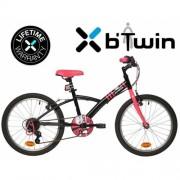 """Велосипед B'TWIN MISTIGIRL 320 LTD 20"""""""